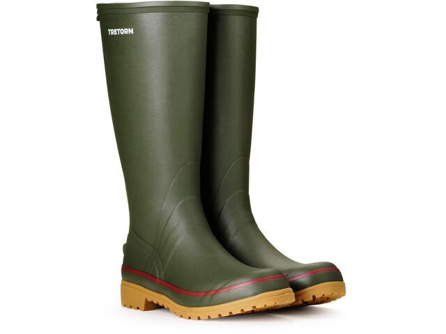 Tretorn Sarek 72 Rubber Boots green